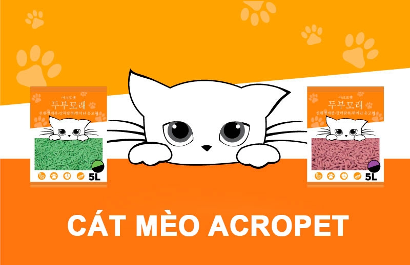 acropet-cat-ve-sinh-cho-thu-cung-so-1-han-quoc
