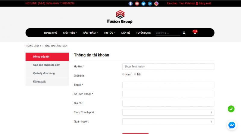 Hướng dẫn đặt hàng trên website Fusiongroup.vn 4