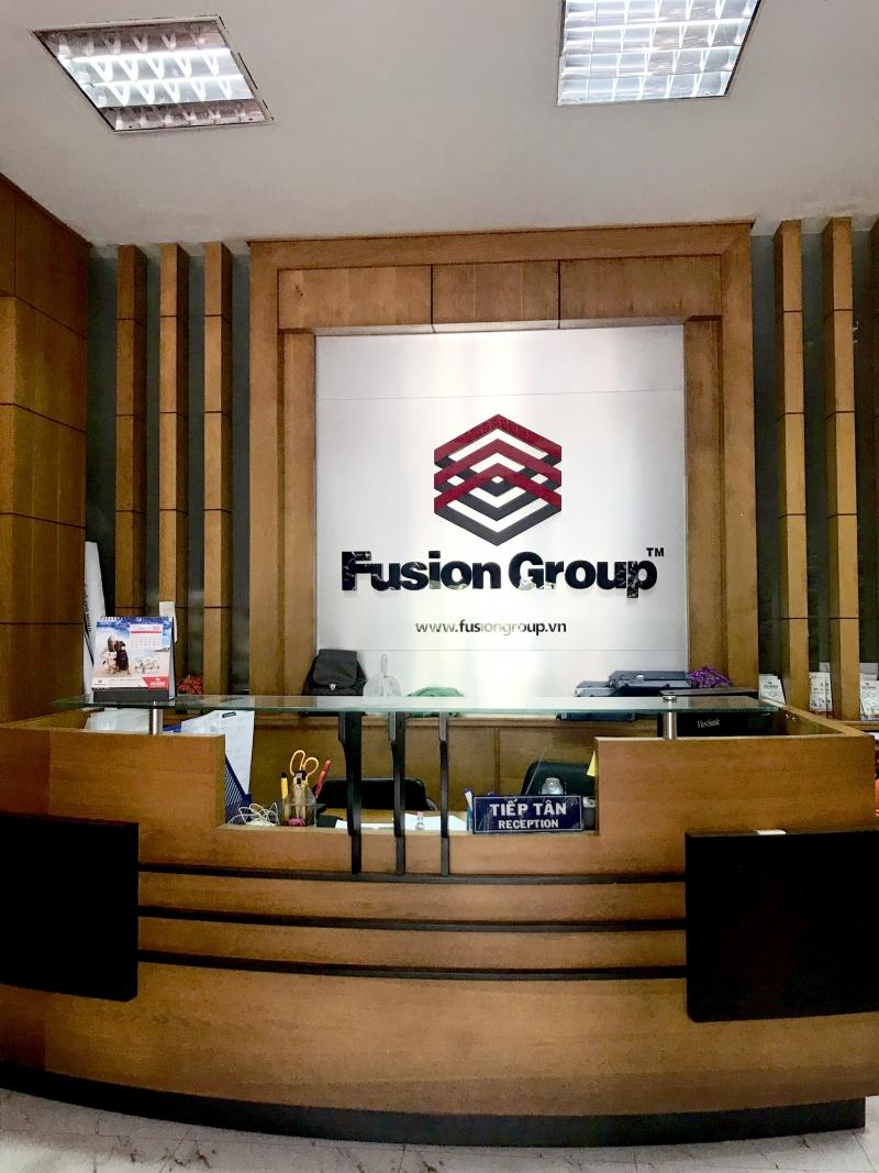 Công ty Fusion Group chi nhánh HCM