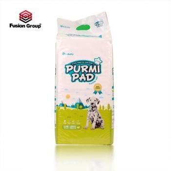 """Bỉm vệ sinh cho chó PURMI PAD """"siêu dai, siêu thấm"""" 50 miếng (40x50) - Hàng nội địa Hàn Quốc"""