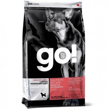 GO! Thức ăn dành cho chó mọi lứa tuổi vị cá hồi