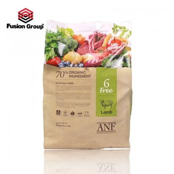 Thức ăn hạt hữu cơ dành cho chó ANF vị cừu 6kg