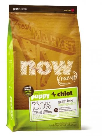 Thức ăn dạng hạt nhỏ cao cấp dành cho chó con Now Fresh nhập khẩu Canada 2kg