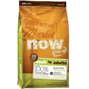 Thức ăn dạng hạt nhỏ dành cho chó lớn Now Fresh nhập khẩu Canada 2kg