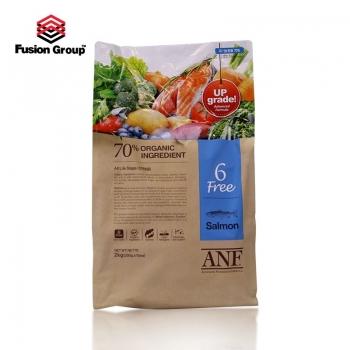 Thức ăn hạt hữu cơ cho chó ANF 6 Free vị cá hồi 2kg