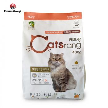 Thức ăn hạt cho mèo mọi lứa tuổi CATSRANG 400G