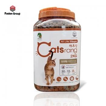 Thức ăn hạt cho mèo mọi lứa tuổi CATSRANG pet hộp 2kg