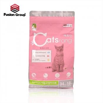 Thức ăn hạt cho mèo nhỏ Catsrang Kitten 1.5kg nhập khẩu Hàn Quốc