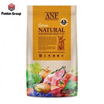 (2kg)Thức ăn hạt cho mèo trưởng thành ANF 6 Free Indoor Adult