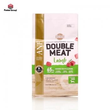 Thức ăn hạt gấp đôi thịt tươi cho chó vị cừu ANF Double Meat 1.4kg