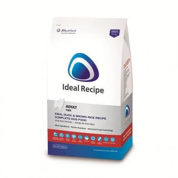 Hạt dinh dưỡng lý tưởng dành cho chó trưởng thành Ideal Recipe adult 1kg