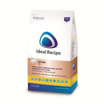 Hạt dinh dưỡng lý tưởng dành cho mèo nhỏ Ideal Recipe Kitten 1kg