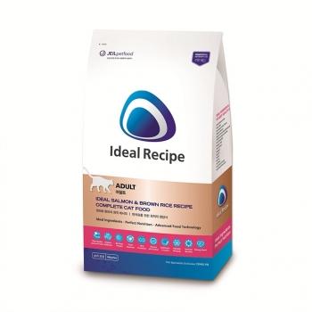 Hạt dinh dưỡng lý tưởng dành cho mèo trưởng thành Ideal Recipe Cat Adult 1kg