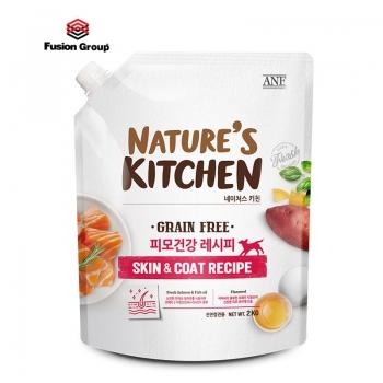 Hạt thức ăn chức năng tốt cho da và lông chó mọi lứa tuổi Nature's Kitchen